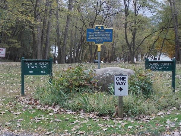 Welcome to Plum Point on the Hudson - enjoy two parks!  One for the adults and one for the kids