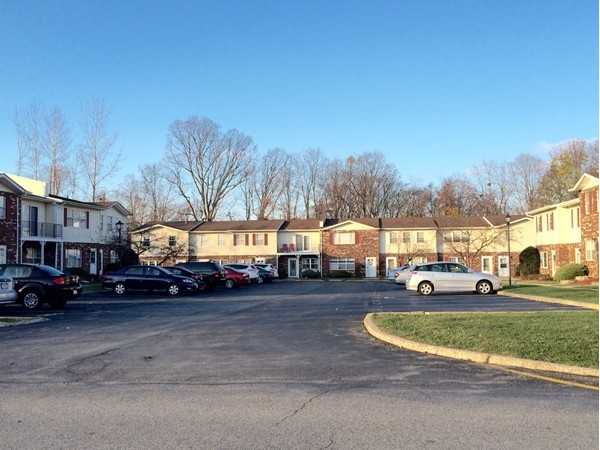 Continental Manor has many townhome options, New Windsor