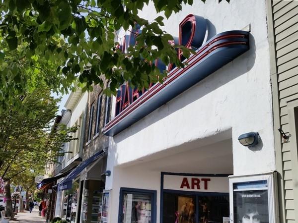 movie theater in sag harbor