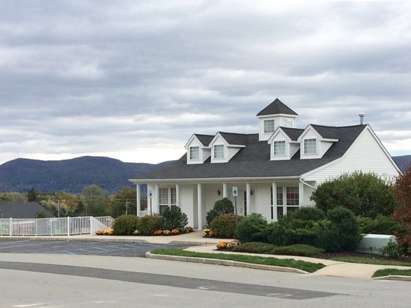 Clubhouse at Patriot Ridge