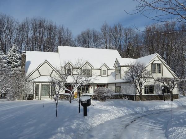 Winter in Graham Creek Heights in December 2016