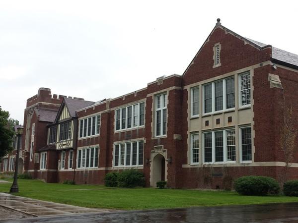 Eden Central School District,  Grades three through six