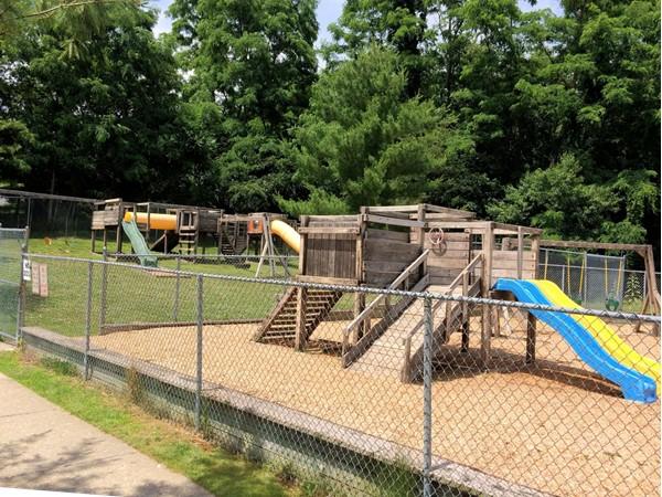 Playground in Brookshire