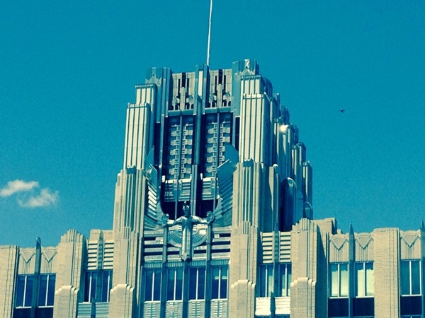 Niagara Mohawk Building: a gorgeous Art Deco classic and one of our many architectural masterpieces!