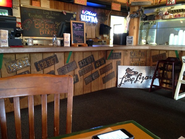 Looking for outstanding Tex-Mex? Try Limp Lizard on Route 11