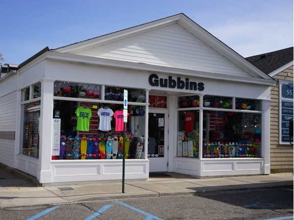 If you need to buy anything for your sports activities this is the store. East Hampton Village