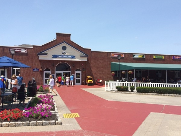 The Woodbury Common Food Court