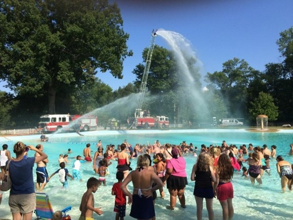Summer fun for the entire community at the Central Valley Pool