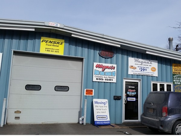 Wayne's Auto Center in Middletown has been servicing my 2005 Jeep for years and keep it running.