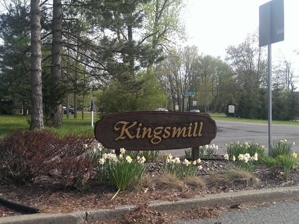 One of the many wonderful subdivisions located in Amherst.  Lovely homes on streets of Noble names!