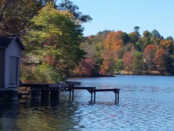 """Beautiful Round Lake """"Fall 2014"""""""