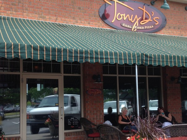 Tony D's Restaurant in Corn Hill Landing