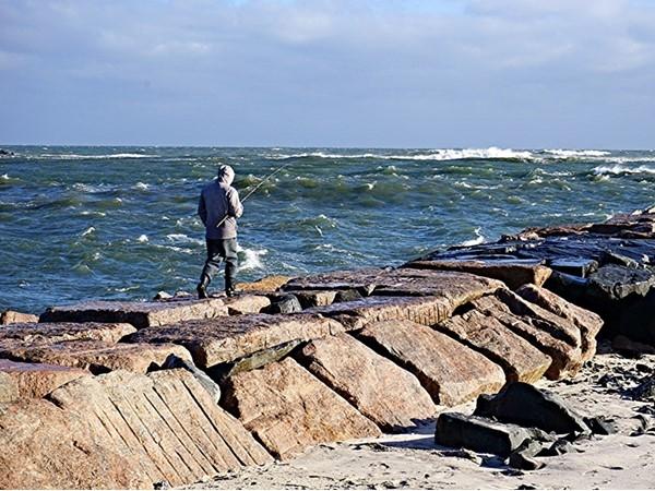 Shinnecock inlet, Hampton Bays