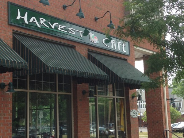 Harvest Cafe in Corn Hill Landing