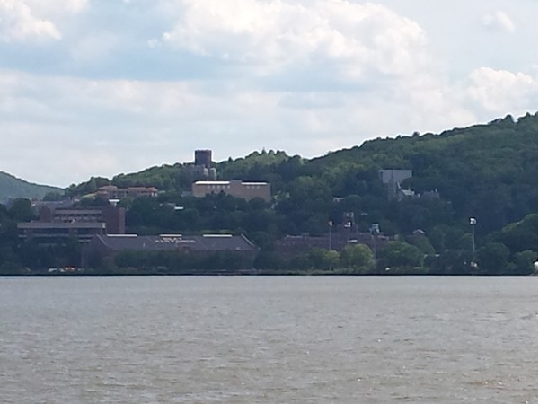 River view of West Point