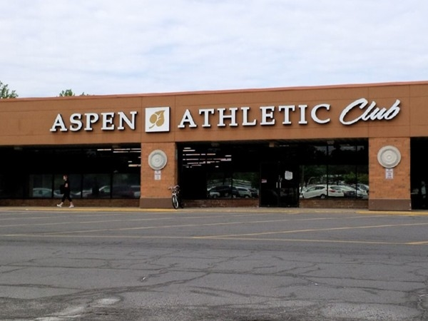 Aspen Athletic Club.... In the Seneca Mall on Route 57....Clay
