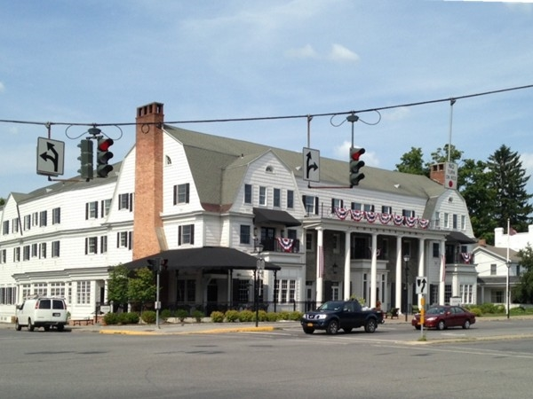 The Colgate Inn in Hamilton, NY