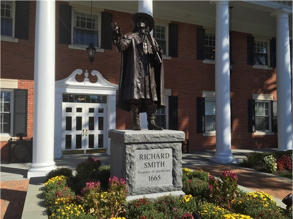 Our Founding Father Richard Smith
