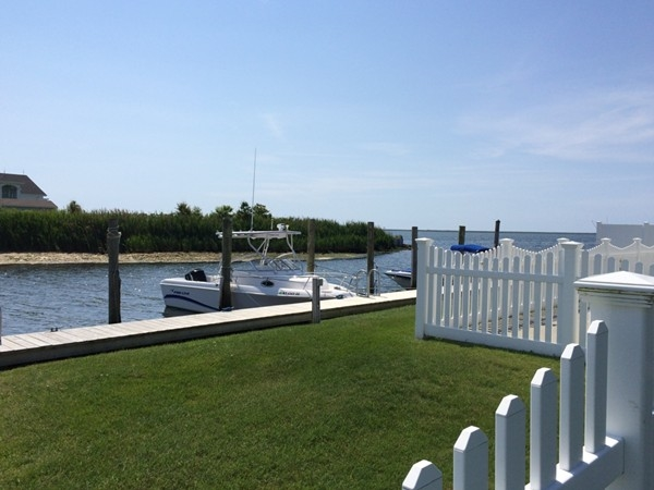 Docking at the Amity Harbor Civic Association-then to the Great South Bay