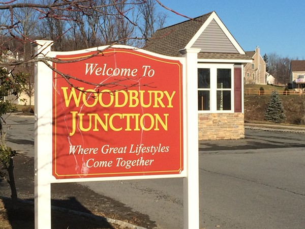 Welcome to Woodbury Junction.  Where great lifestyles come together