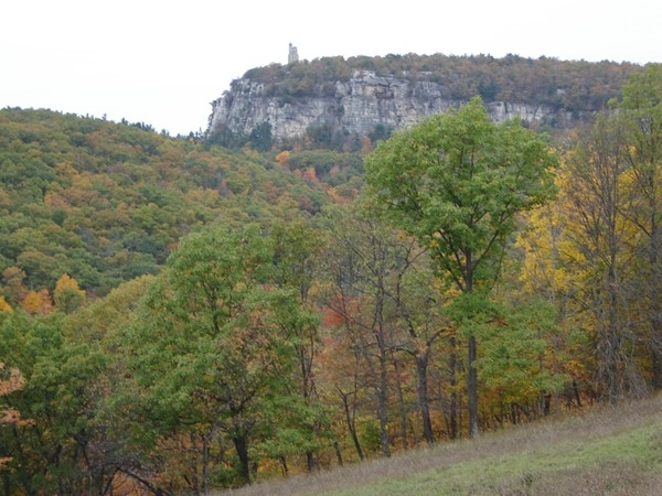Hike, bike, walk your dog, picnic, or take your horse on the trail at Mohonk Mountain!