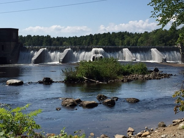 Winding through Plattsburgh is the Saranac River; rich in history and full of fun