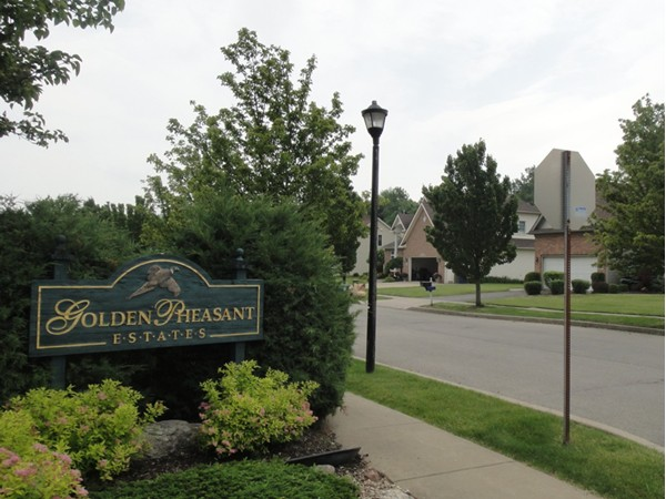 Golden Pheasant Estates in Amherst New York