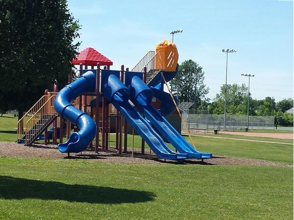 Fireman's Park, West Seneca NY
