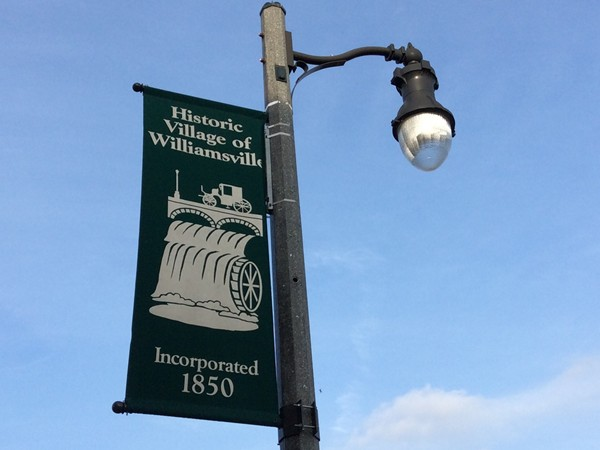 Historic Williamsville NY