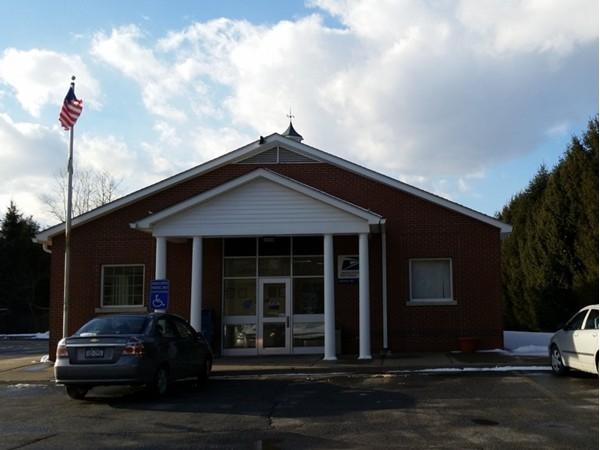 Modena Post Office