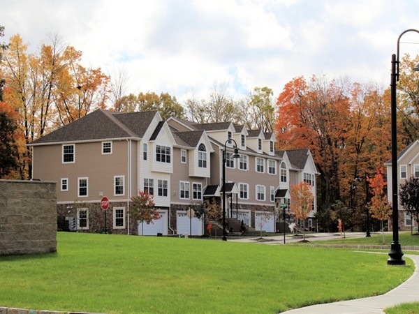 New townhouses at Hidden Creek at Monroe