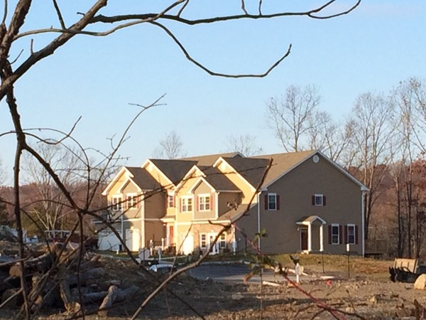 New construction in New Windsor