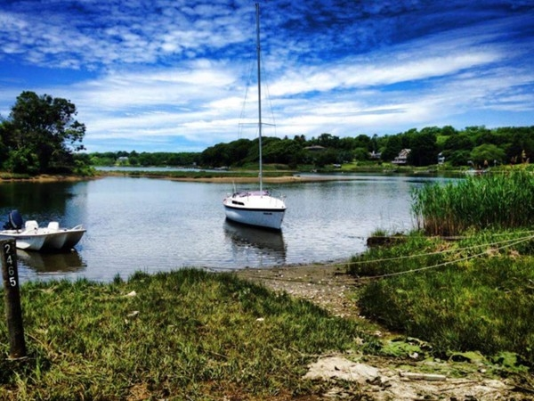 The kind of lifestyle you get at Shelter Island, NY