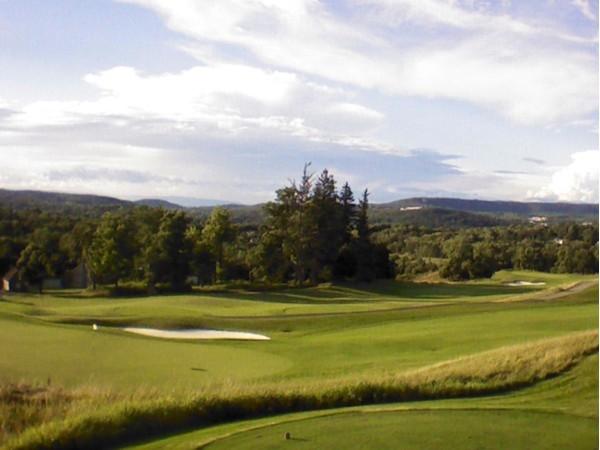 Jack Nicklaus Golf Course at Mansion Ridge