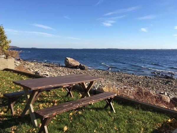 Calming lakes and quaint communities