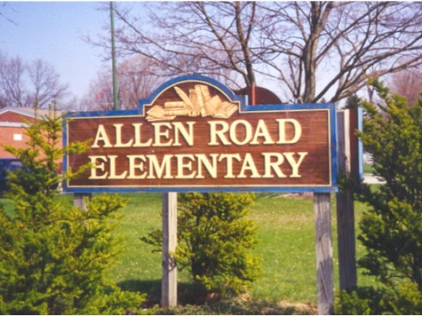 Home of the Gators! Allen Road Elementary in the North Syracuse School District