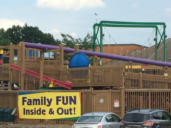 The Science Center - A real treat for all ages!  Season passes available, always changing!