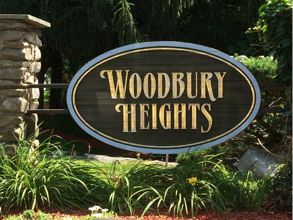 Welcome to Woodbury Heights