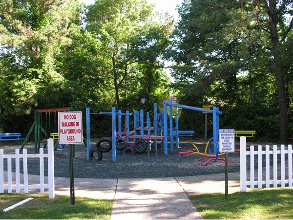 Playground - One of the many!