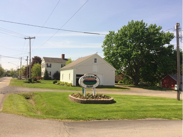 Fessenden Farms in King Ferry, family owned dairy farm for over 150 years!