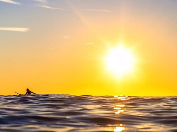 Montauk surfing
