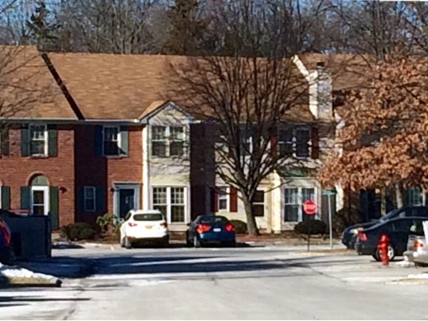 Townhouses in Brookshire
