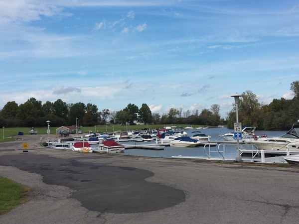 Big Six Mile Marina. Located off Whitehaven Rd on Grand Isle with easy access to the Niagara River.
