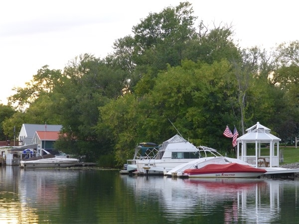 Looking for waterfront property?  Don't forget to include North Tonawanda in your search