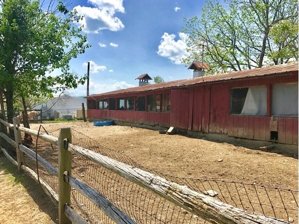 Jones's Farm off of Angola Road