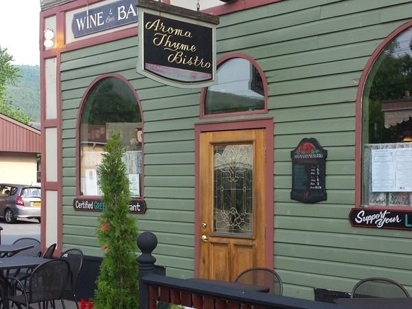 Aroma Thyme Restaurant in Ellenville