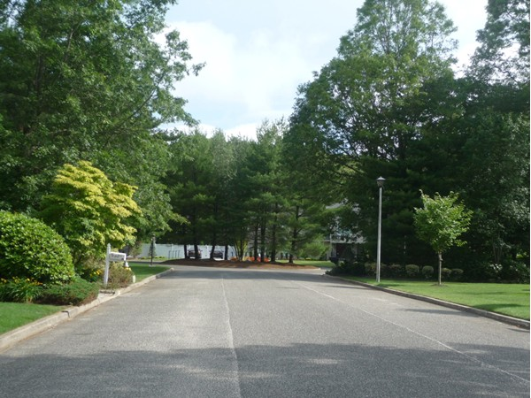 Street view of The Woods at Hauppague