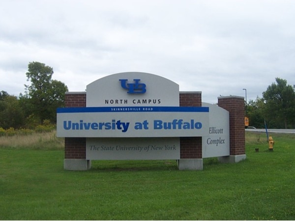 University of Buffalo - world-renowned in the heart of Amherst