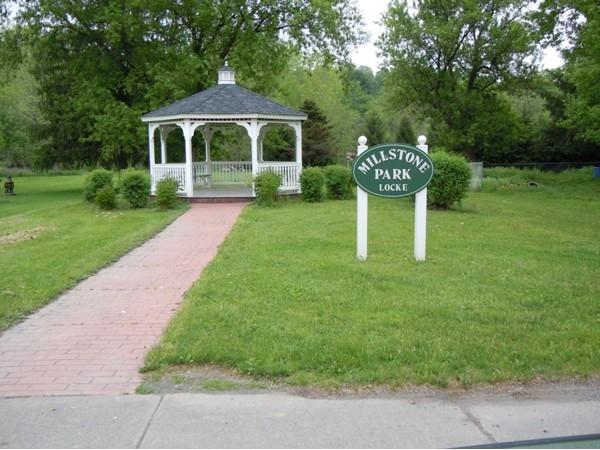 Millstone Park in Locke, NY