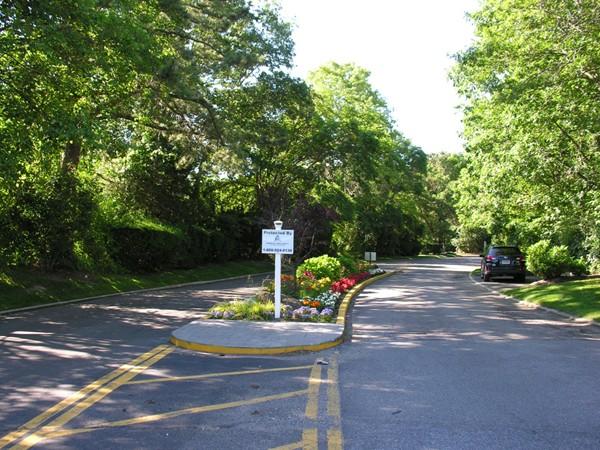 Blue Ridge - Condo entrance way